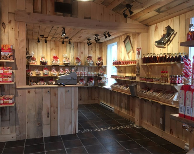 Maple Syrup Store