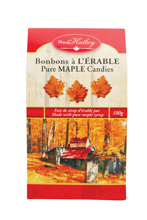Maple leaf candy - Maple (box)