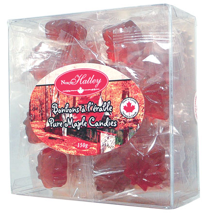 Maple leaf candy - Maple (acetate box)