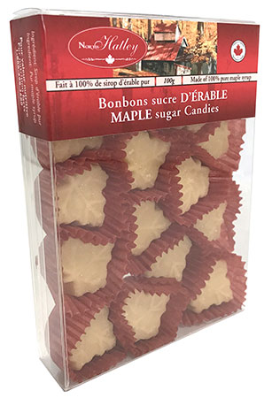 14 maple sugar candy (acetate)